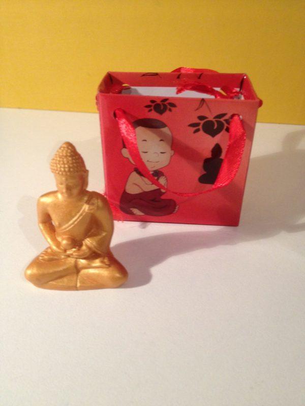 Mini gouden Boeddha