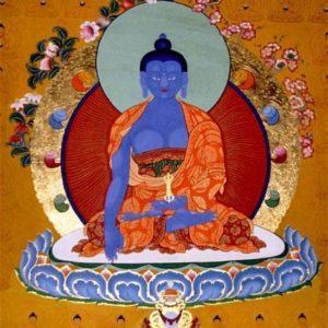 Boeddha Men Gyi Lama