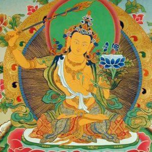 Boeddha Manjushri