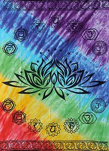 wandkleed lotus