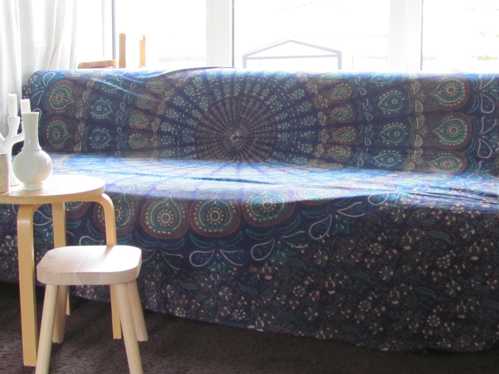 Waarom een grand foulard in elk interieur past