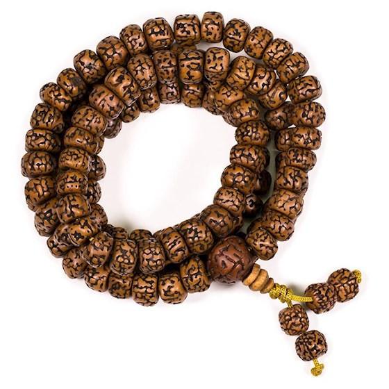 Boeddha.online Rudraksha mala