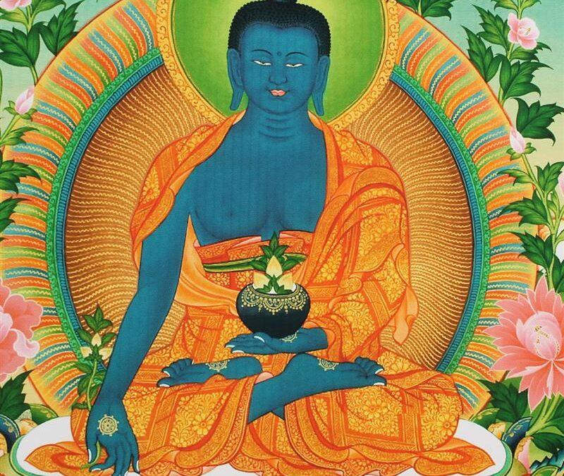 Wat is de betekenis van Medicijn Boeddha?