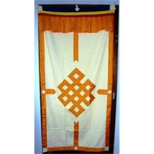 Tibetaans deurkleed