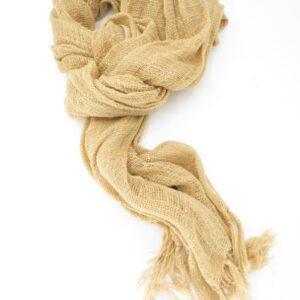 sjaal karamel - Boeddha.online