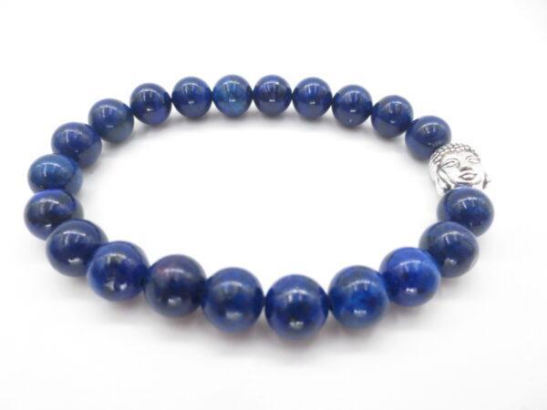 armband lapis lazuli Boeddha