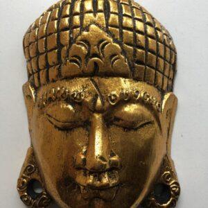 Boeddha masker goud