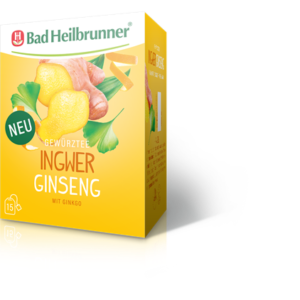 gember ginseng thee