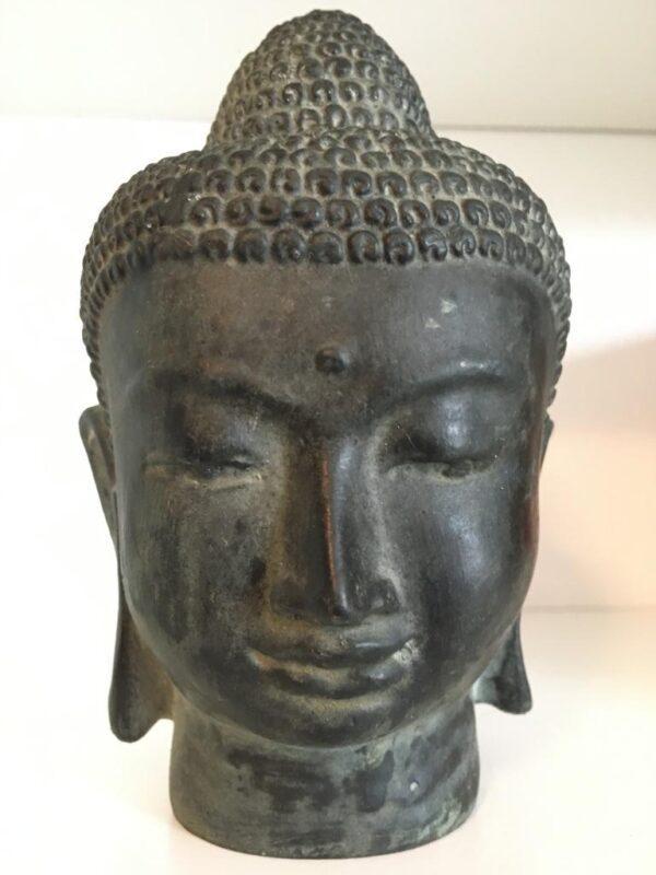 Hoofd van Boeddha