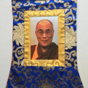 Thangka Dalai Lama