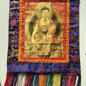 thangka Boeddha Shakyamuni